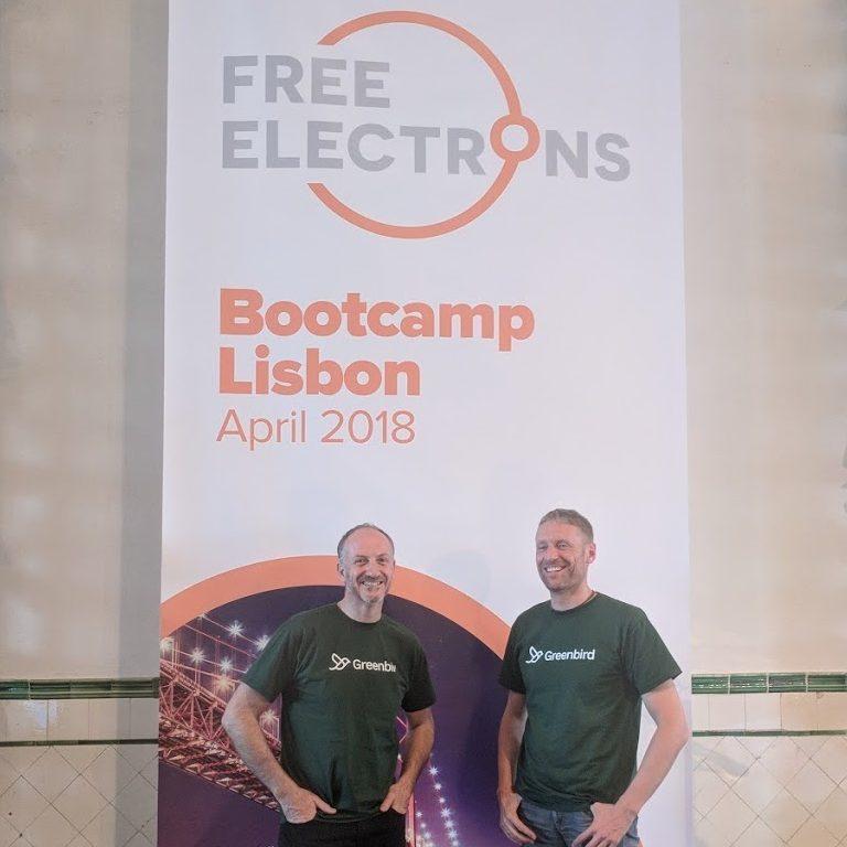 Greenbird Free Electrons