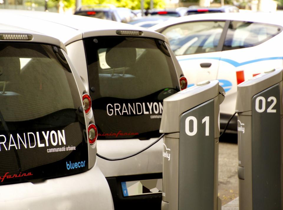 EV city charging