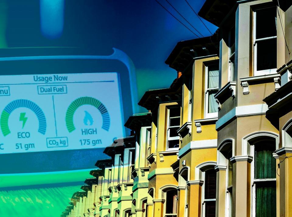 Smart Meter Houses